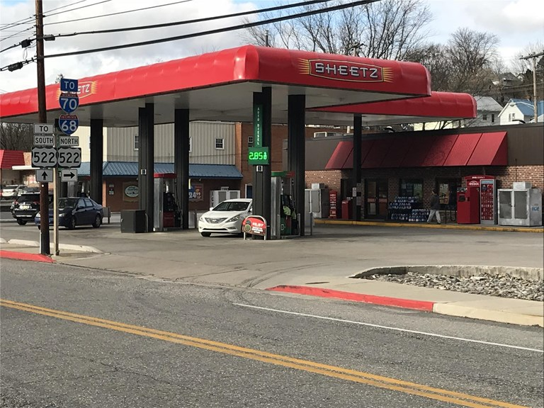 Hancock, MD - Sheetz